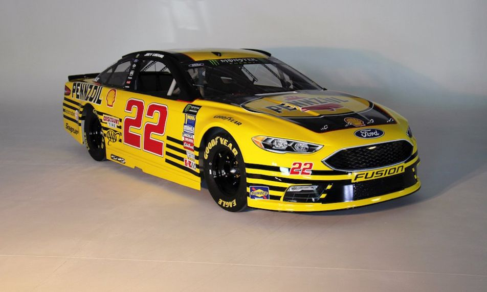 Cool paint schemes of joey logano in 2018 (With images