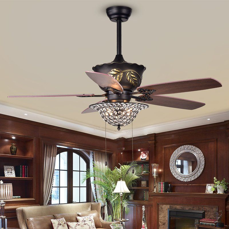 how to pull down a ceiling fan