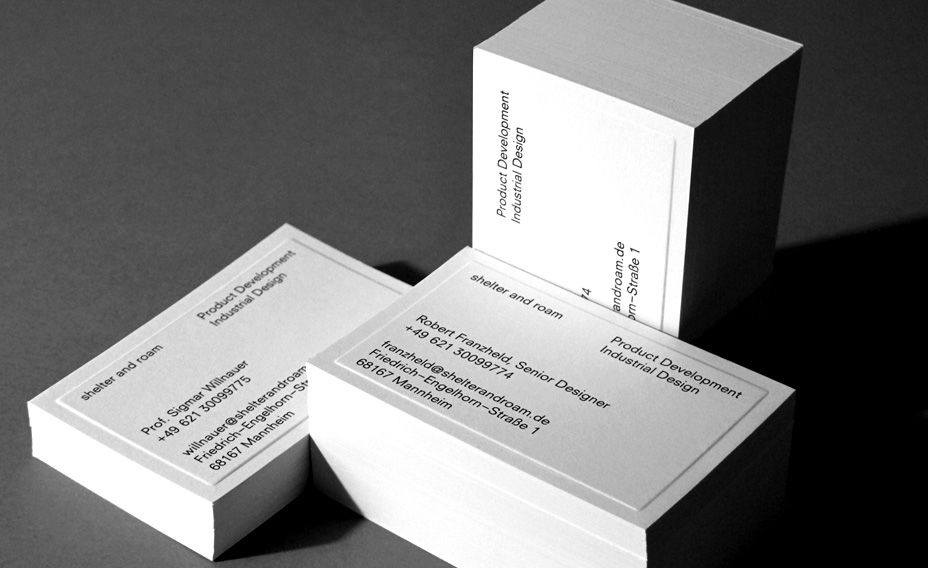 Business Cards Design Deutsche Japaner Creative Studio