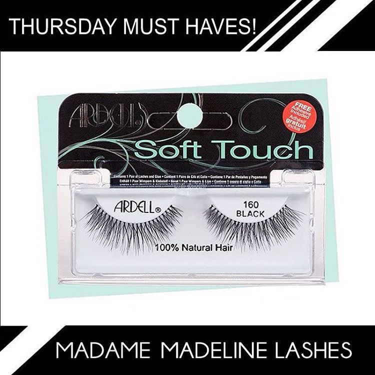 c4925fc842c Ardell's new Soft Touch #160 Lashes is the newest addition in the Ardell  Soft Touch line of false lashes. These lashes has ultra soft hairs for  ultimate ...