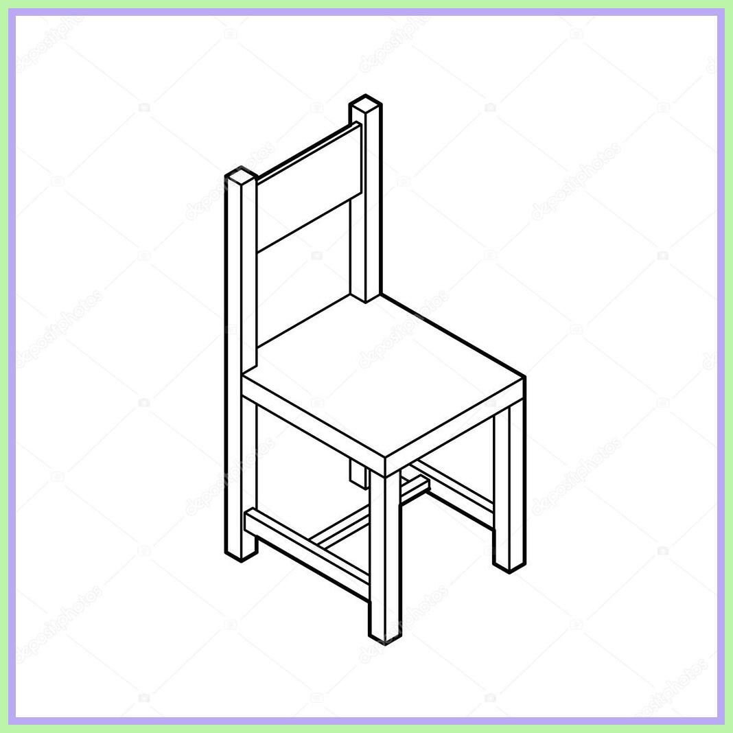 79 Reference Of Chair Drawing Isometric In 2020 Chair Drawing Isometric Drawing Drawing Furniture