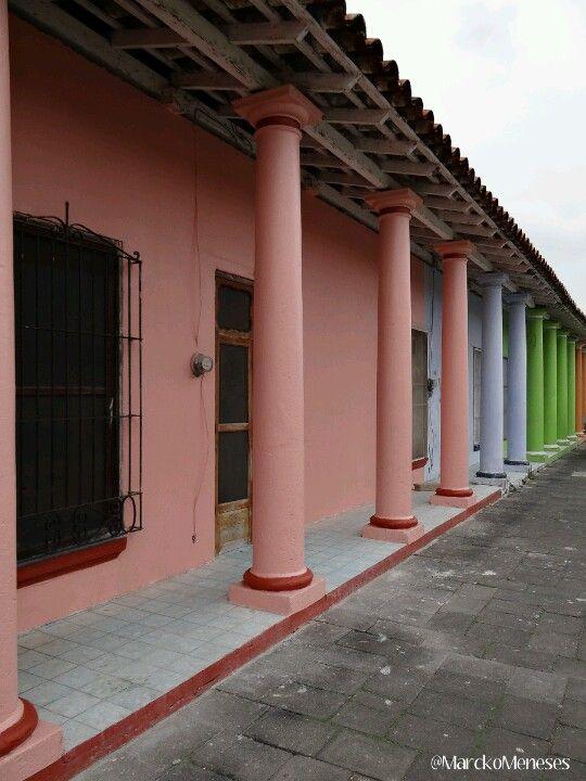 #Tlacotalpan, #Veracruz. México. Patrimonio Cultural de la Humanidad.