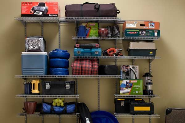 C&ing gear storage ideas & Camping gear storage ideas | Camping u0026 Backpacking Tips Ideas ...
