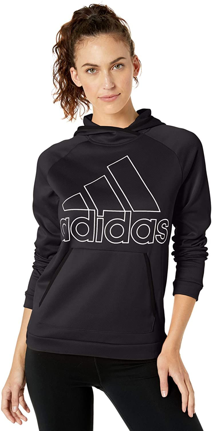 Adidas Women S Team Issue Badge Of Sport Hooded Sweatshirt You Can Get More Details By Clicking On The Image Th Sports Hoodies Adidas Women Hoodies Womens [ 1500 x 741 Pixel ]