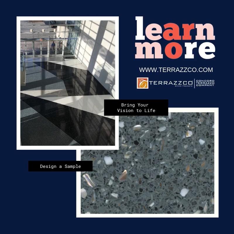 Terrazzo Floor Design A Custom Terrazzo Flooring System