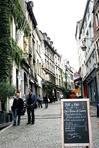 Top 10 Things To Do In Brussels Hostelbookers Places To Travel
