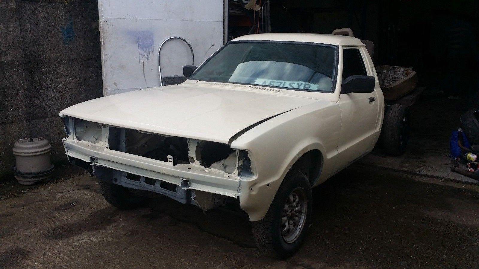 1d89e1f806 eBay  ford P100