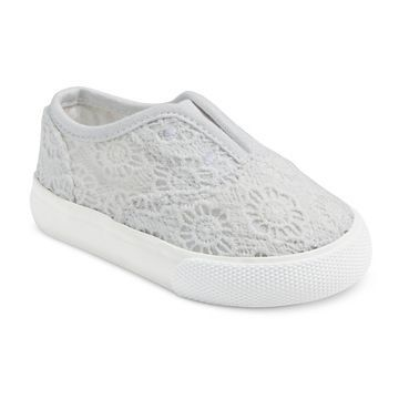 InStar Kids Casual Slip On Comfy Canvas Sneakers Shoes