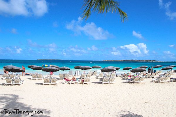 Orient Bay Beach St Martin 2 Miles Of Beautiful White Sand Offers Just As Much Or Little You Want To Do