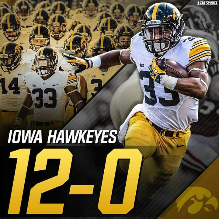 Go Hawks Iowa Hawkeye Football Iowa Football Iowa
