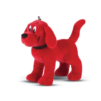 Large Clifford The Big Red Dog Stuffed Animal By Douglas Red Dog