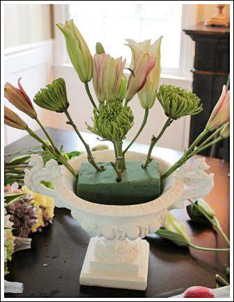 Table Centerpiece Ideas Flower Arrangements Diy Floral