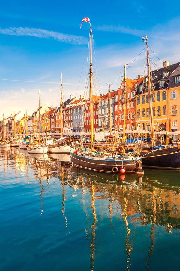Travelling to Copenhagen? Don't miss this guide to the best things to do in Copenhagen, Denmark on a Europe city break. Copenhagen city break. What to see, where to stay and what to do in Copenhagen on a three-day trip. #traveldestinations #citybreak #copenhagen