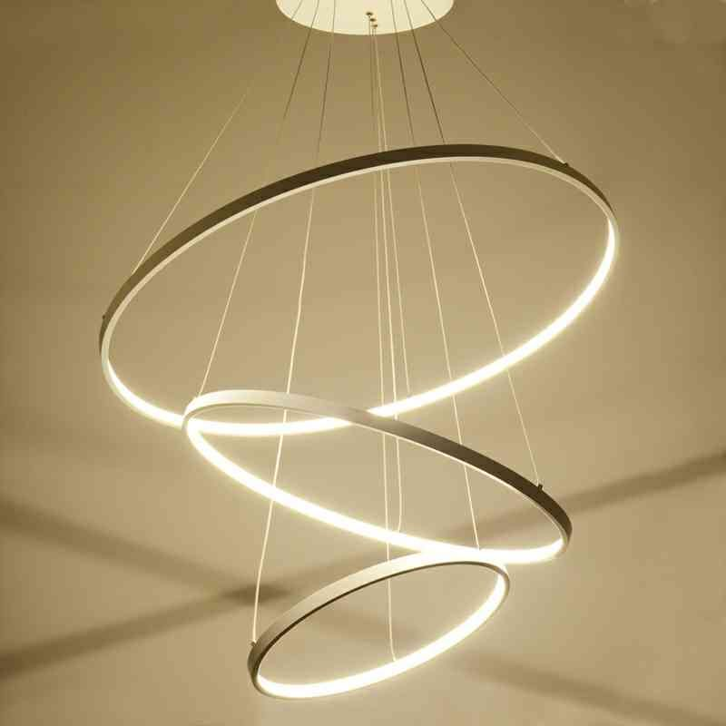 Shop For Modern Simple Led Pendant Light Metal Acrylic White Warm White Light Led Patch Ceiling Ligh Ceiling Lights Led Ceiling Lights Modern Pendant Lamps