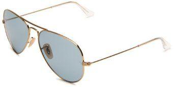 e6041215030 Ray-Ban Men s Aviator TM Large Metal Oval Sunglasses
