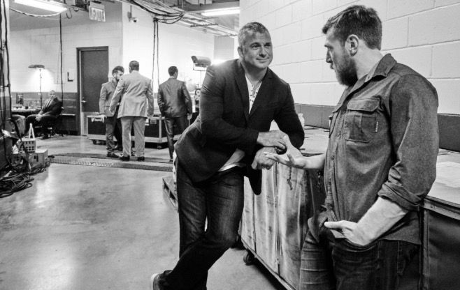 Shane & Bryan discuss the plans for SDLive | Shane mcmahon ...