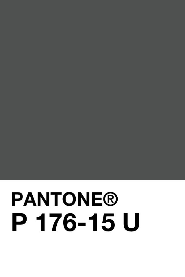 Pantone Colour Scheme Farben Grau Pantone