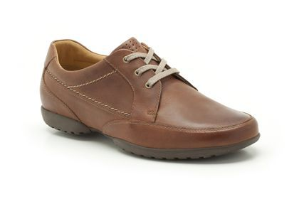 9b1f65e3ad Clarks Recline Out - Tan Leather - Mens Casual Shoes | Clarks ...