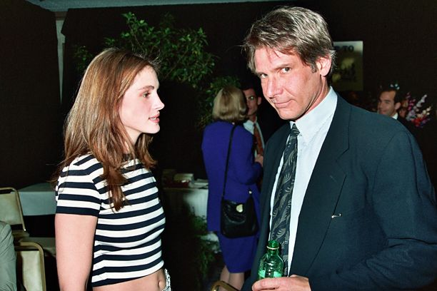 13 Throwback Photos of Harrison Ford Harrison ford, Ford and - presumed innocent