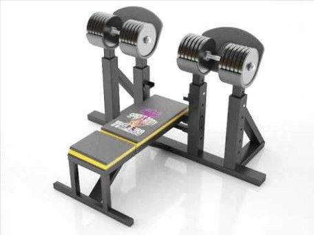 fitness plan exerciseisforeverybody  at home gym no