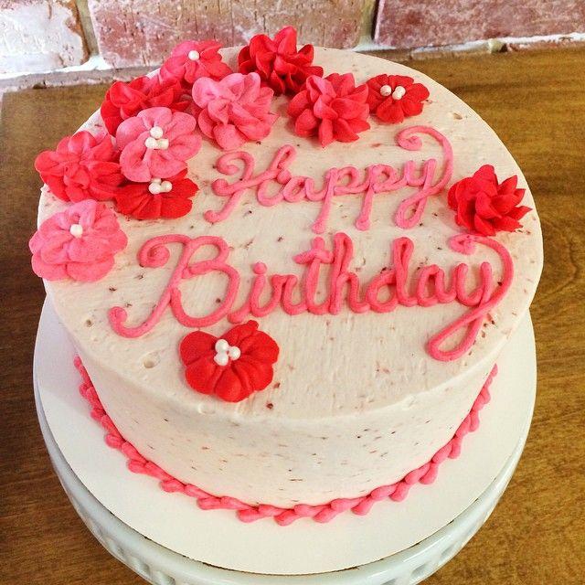 cake roses buttercream Buscar con Google Tortas Pinterest Food