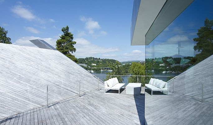 architecture norway | V-House, Asker
