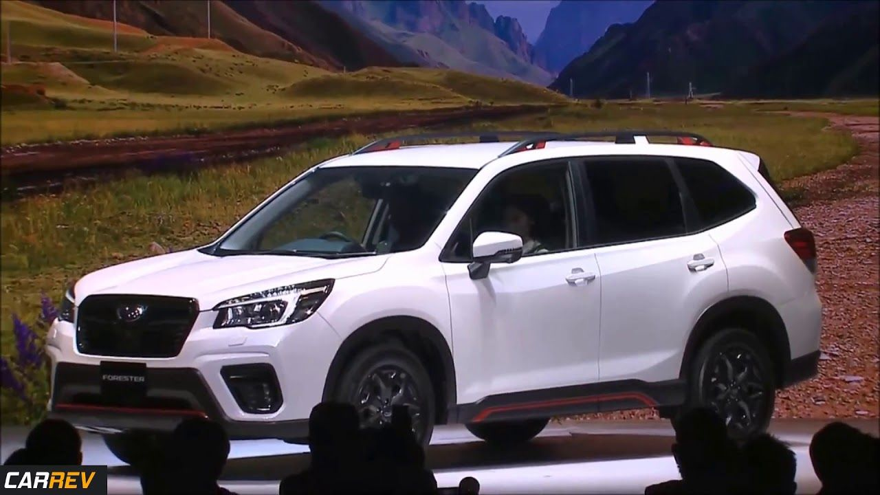 2019 Subaru Forester 7 things you need to know Subaru