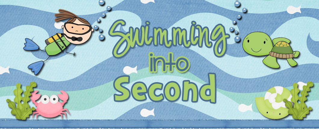 Swimming Into Second... this 2nd grade teacher has nice ideas for teaching all kinds of topics