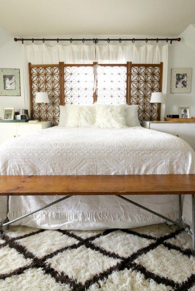 10 Dreamy Bohemian Bedroom Design Ideas For