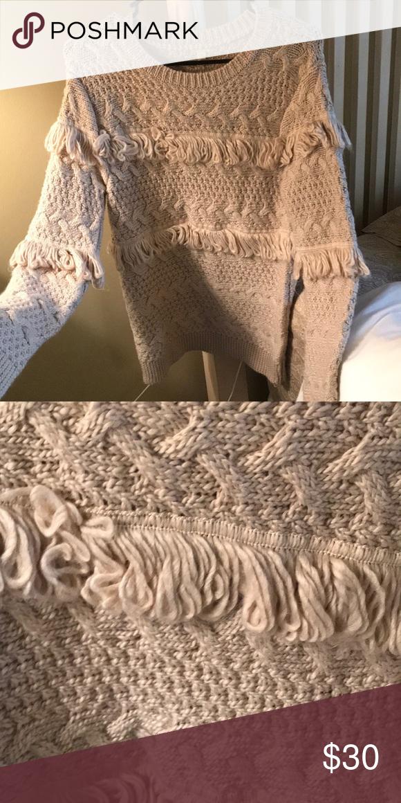ed7d39fa886 Gianni bini sweater (worn once!) Gianni bini sweater (worn once!) Gianni  Bini Sweaters