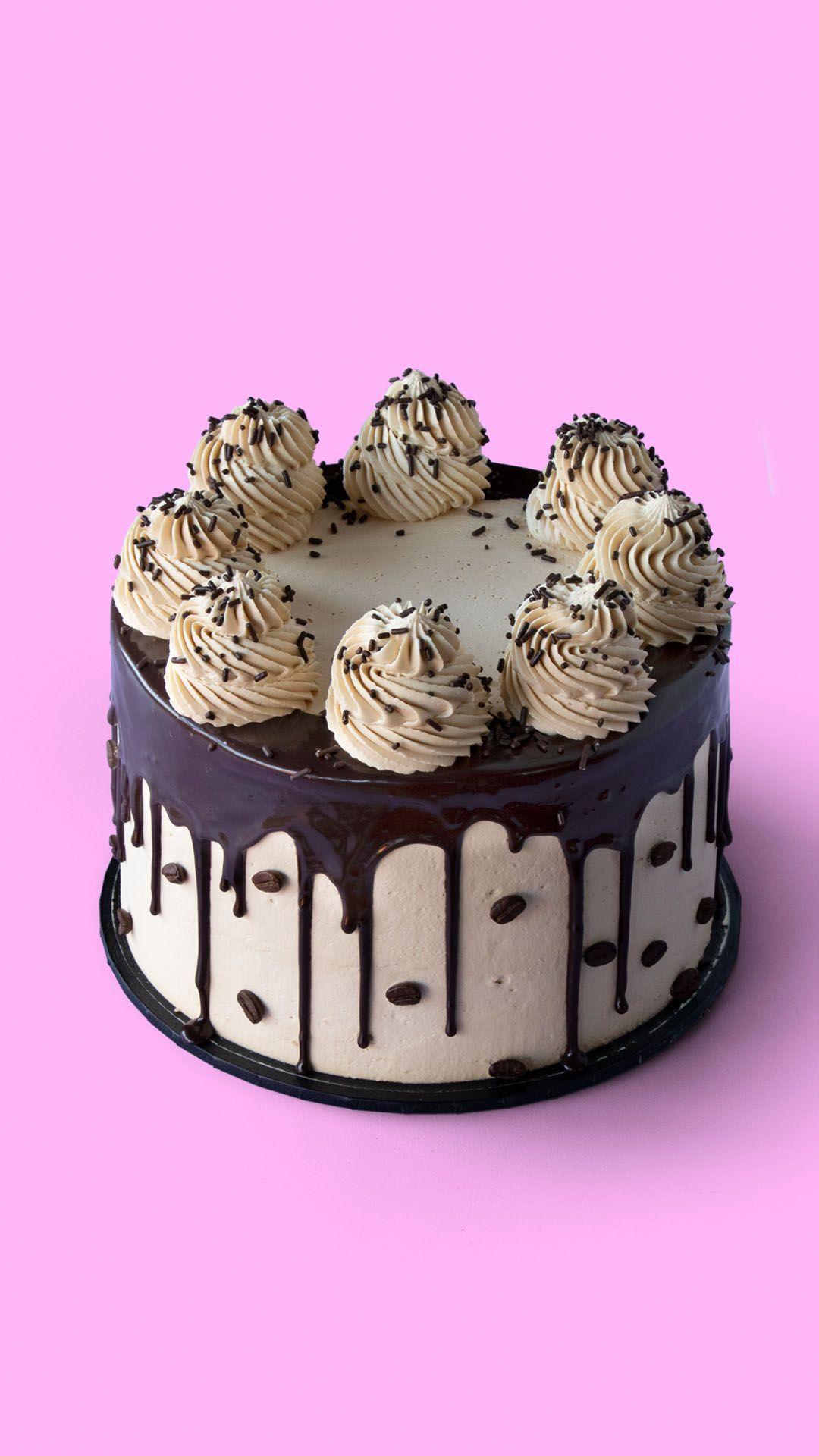 Coffee Bean Drip Cake Recipe In 2020 Cake Drip Cakes Chocolate Craving