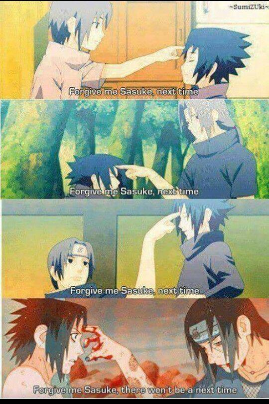 Photo of Even if I still don't like Sasuke, I think Itachi is so great x3 …