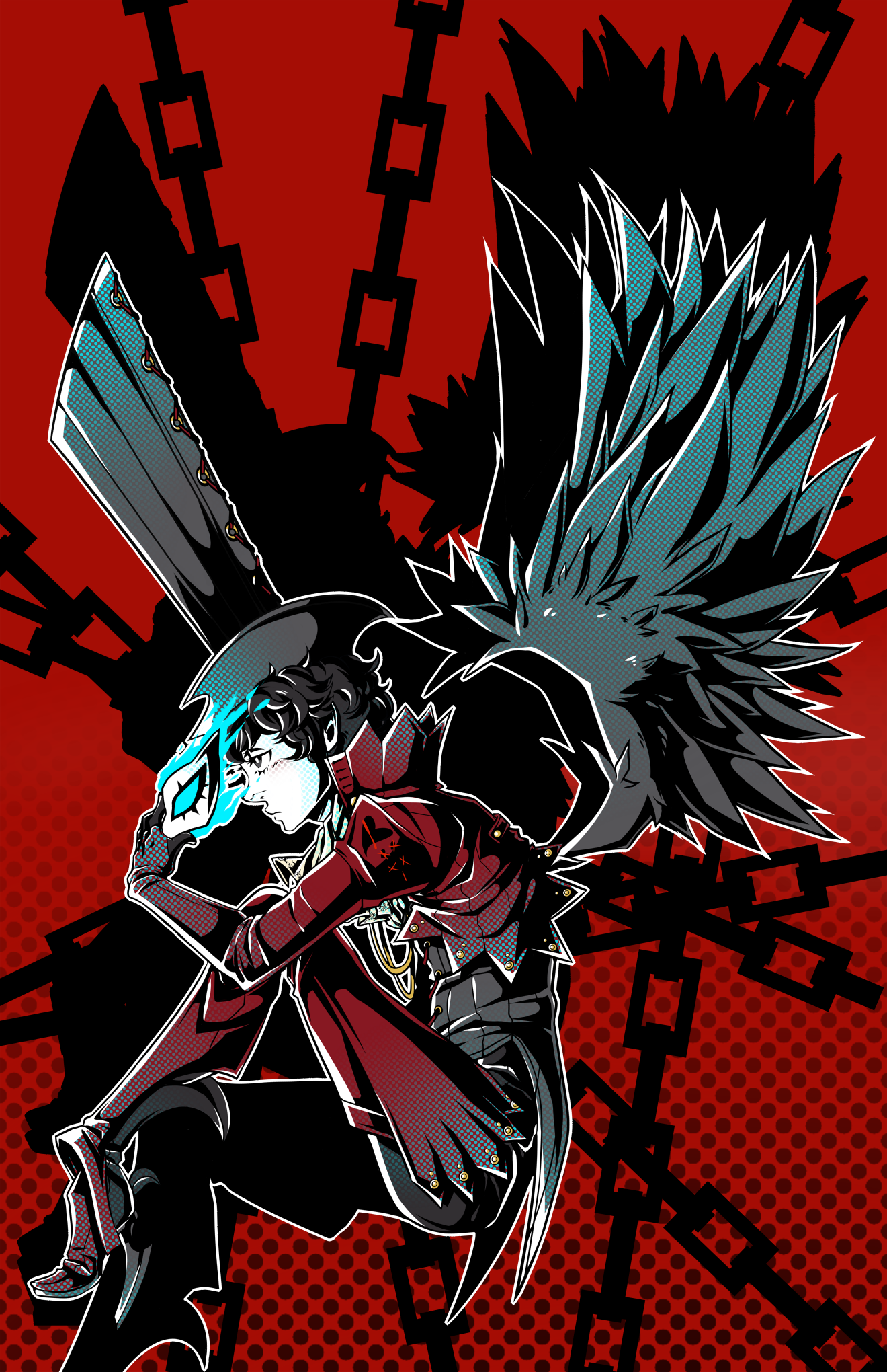 Cell Phone Wallpaper 61 Full Hd Quality New Wallpapers In 2021 Persona 5 Joker Persona 5 Anime Persona 5
