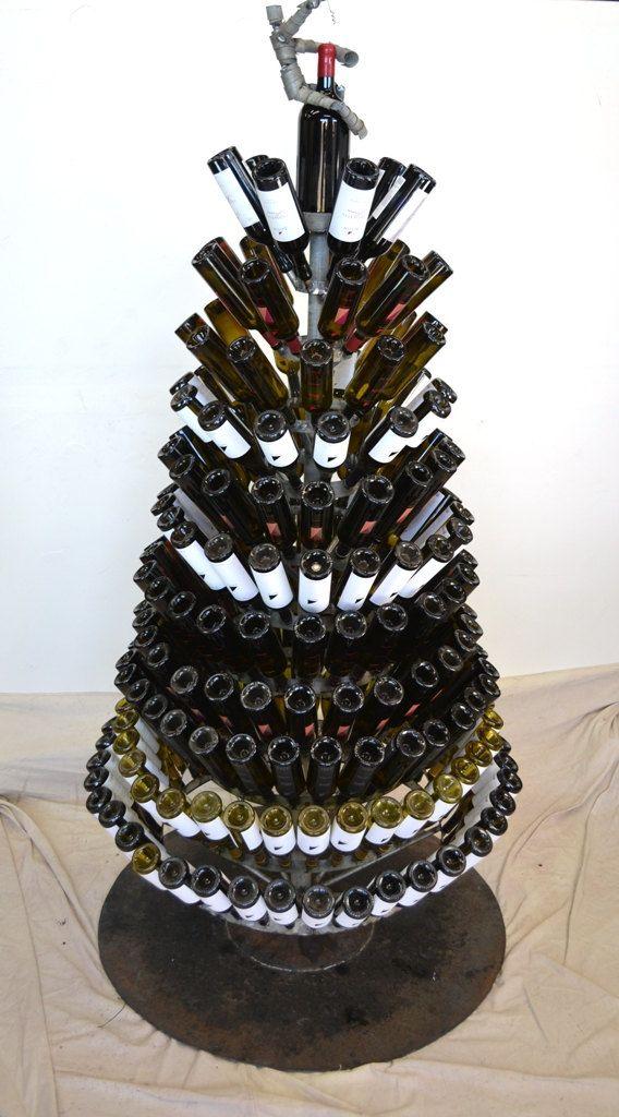Bottle-tree, verliest zijn naalden niet ...