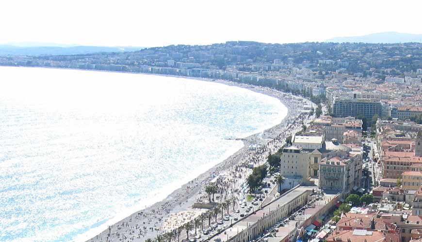 Vieux Nice - Provence-Alpes-Cote d'Azur, France