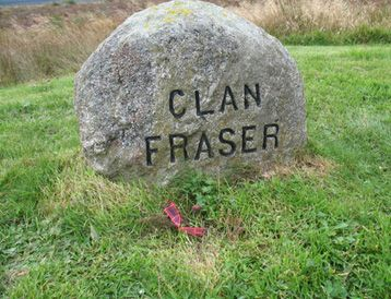 Culloden Clan Fraser