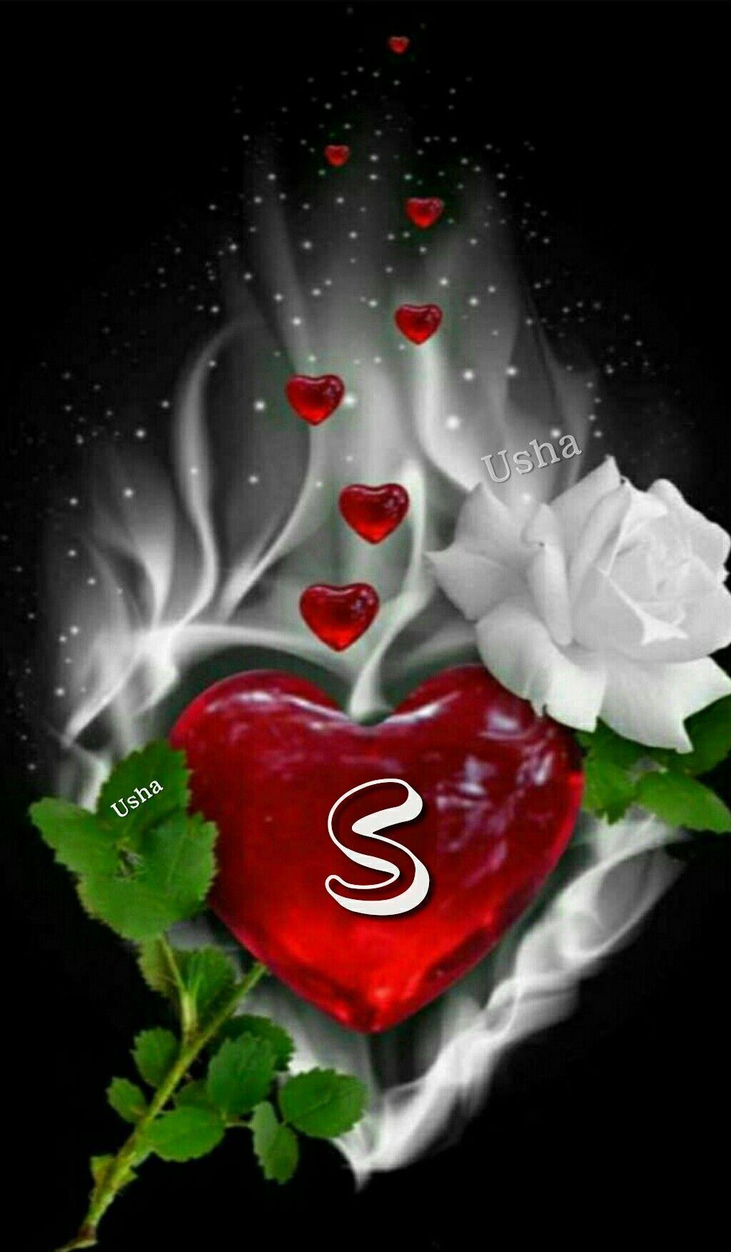 Pin By Usha Shaaa On My Own Pics Heart Wallpaper