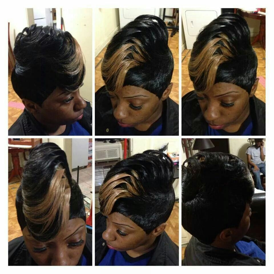 Quickweave black women hairstyles pinterest hair style woman