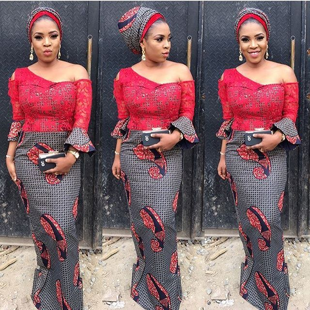 Nigerian Ankara styles | Fashion and Lifestyle Blog More styles from ...