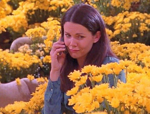 """When Max had 1,000 yellow daisies delivered to Lorelai (""""Not 1,001, not 999, but 1,000."""") and proposed to her. 