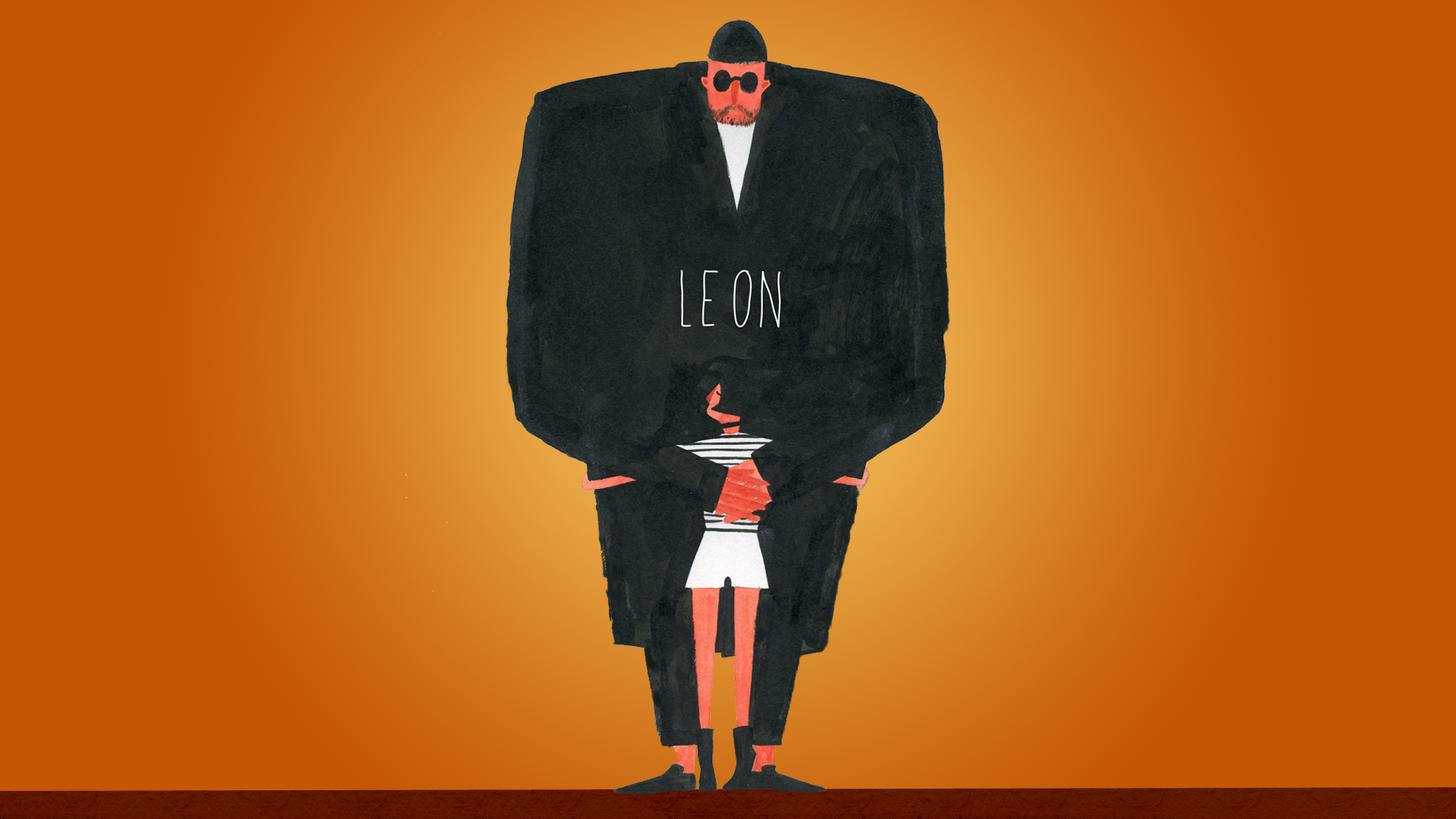 Leon The Professional Wallpaper Man Cine In 2019 Leon