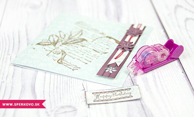 Cardmaking použitie pečiatok. V jednom z našich predošlých návodov sme vám ukázali ako si vyrobíte krásnu pohľadnicu aj so zbytkov papiera. Pre všetkých...