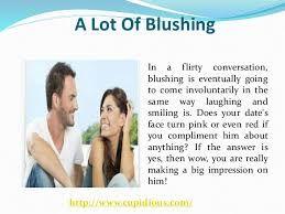 Dating en flirtig kvinna