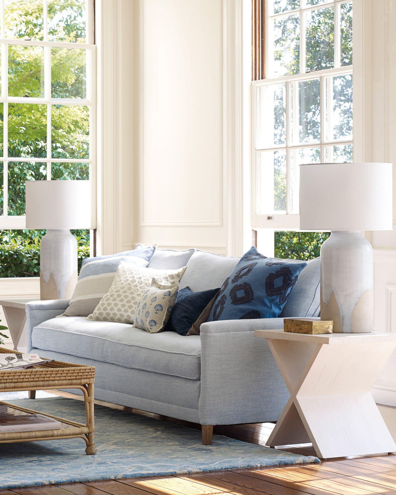 Hunter Side Table Light Blue Sofa Living Room Blue Sofas Living Room Pretty Living Room