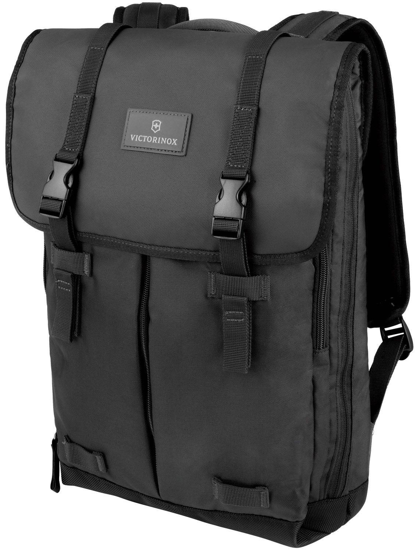 Victorinox Backpacks - Flapover Laptop Backpack | Backpack ...