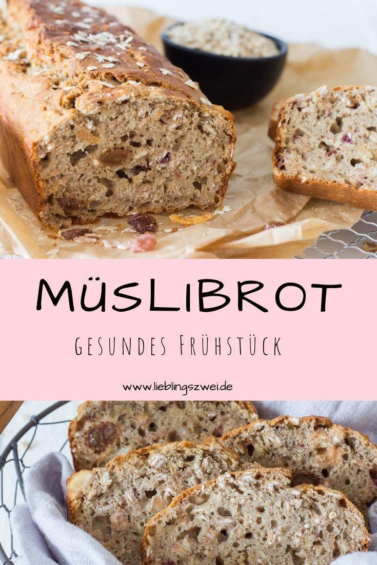 Photo of Muesli bread – a healthy family breakfast ⋆