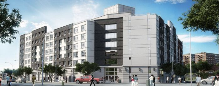 Morris Court To Bring 201 Affordable Units To The South Bronx Affordable Apartments Bronx Affordable Housing