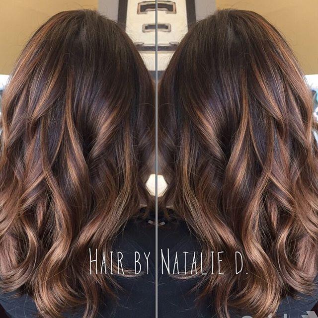Happy Tuesday!!  #balayage #balayagehighlights #balayagehighlights #haireducation #hairbynatalied #hairstylistsinoc #hairstylistsinla #hairstylistsinla #naturalbalayage #naturalombre