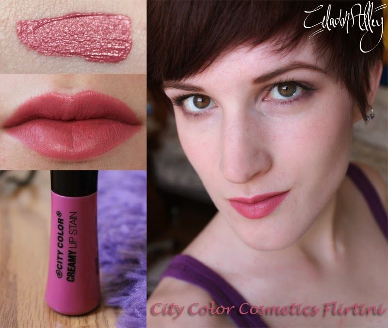 Creamy Lip Stain by city color #11