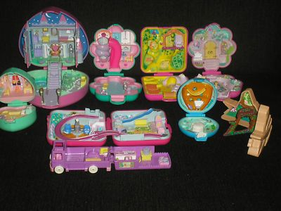 Antique Toys Price Guide | Antique toys, Polly pocket, Playset